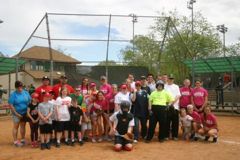 Softball for a Worthy Cause