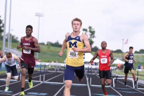 Josh Rominger: 4A 300 Meter Hurdles State Champ!