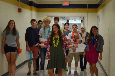 Aloha, Freshmen!