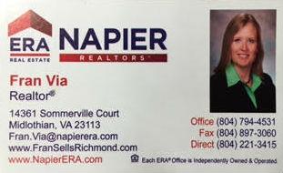 Fran Via, Napier Realtors