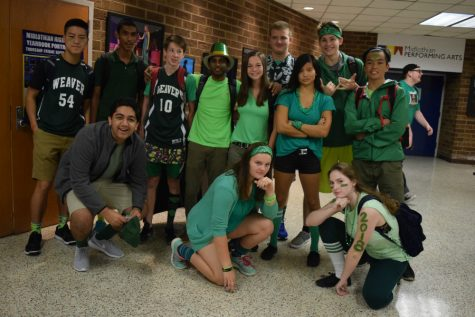 Senior Spirit Week: Career Day