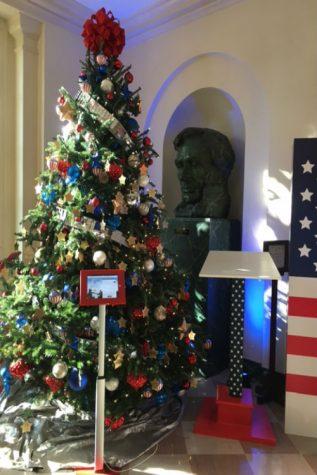 A Peek Inside the White House