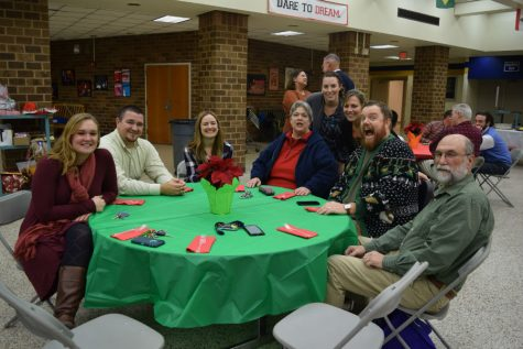 Midlo Faculty Takes Time to Celebrate the Holidays