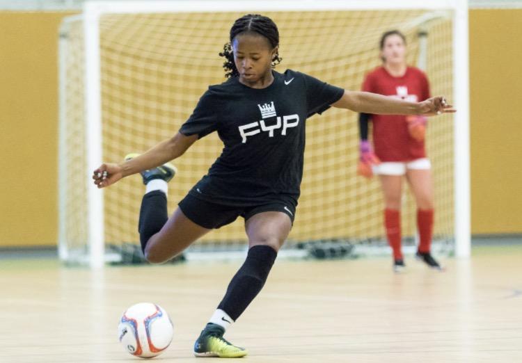 Shell's Soccer Career Shines