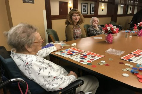 Lotto: French Phrases and Community Service