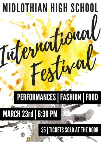 Celebrate at the IB International Festival