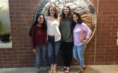 Congrats, Girls State Delegates