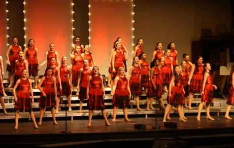 Choral Students Shine Brightly