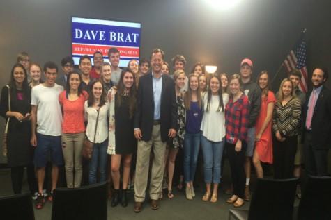 Congressman Brat First-Hand