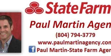 Paul Martin, State Farm