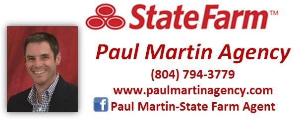 Paul+Martin%2C+State+Farm