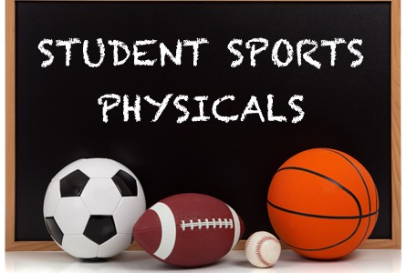 Athletic Physicals Offered