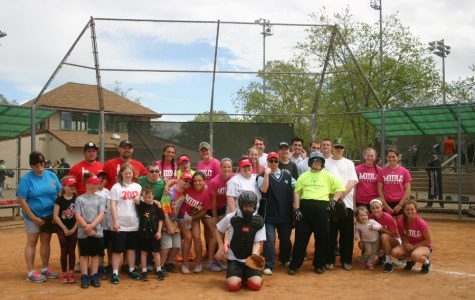 On Saturday, April 23, the Midlothian softball team volunteered at the 29th annual Down Syndrome Tournament fundraiser held at the Glen Allen softball complex.