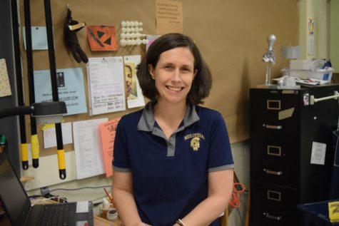 Congratulations, May Employee of the Month: Mrs. Jennifer Myer