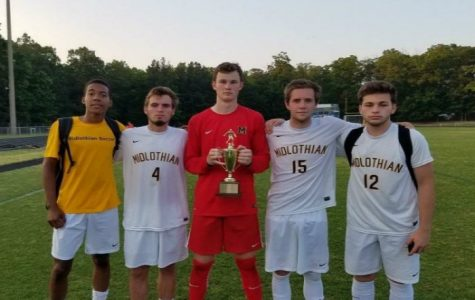 Midlo Boys Soccer Emerges as Conference Champs
