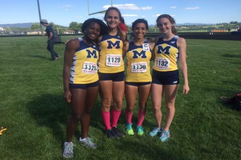 Congratulations to the Girls Track Team