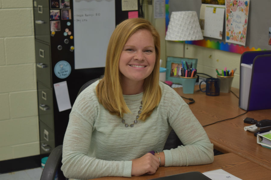Mrs. Palenski: Midlo's September Employee of the Month