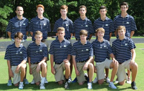 2016 Midlothian High School Golf Team