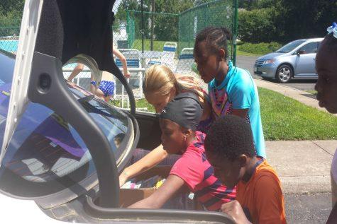 Midlo Book Drive Benefits Wells Summer Book Mobile