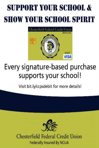 Support Chesterfield Federal Credit Union.