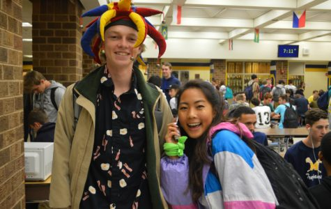 Thrift Shop Thursday: Andy Baldacci and Joy Li
