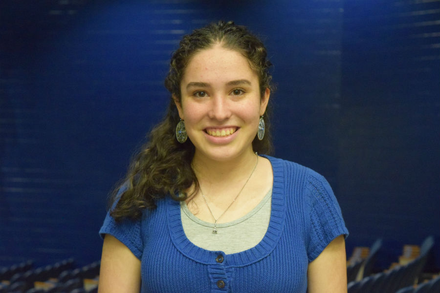 Junior Bethany Crisp created the World Religions Club to give students more insight on global faiths.