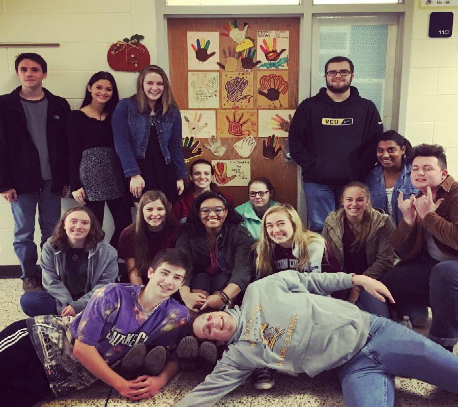 Happy+Thanksgiving+from+Mrs.+Hill%27s+senior+Dual+Enrollment+English+class%21