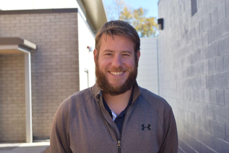 Congratulations, November Employee of the Month: Mr. Matt Hutchings