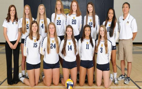 Women's Volleyball Conference Champs!