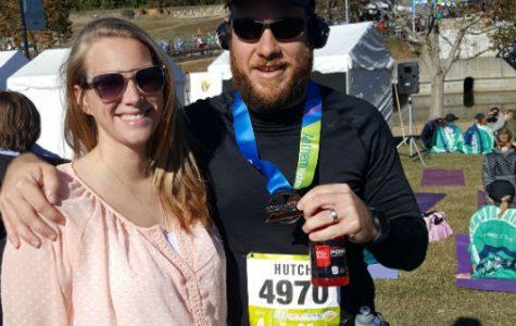 Midlo Runs Marathons
