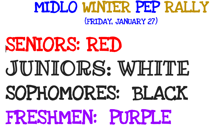 winter+pep+rally+colors+