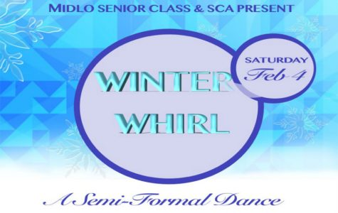 Winter Whirl: A Semi-Formal Dance