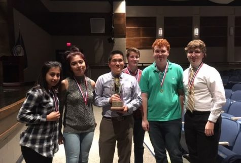 Scholastic Bowl Victory