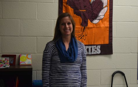 Congratulations, Mrs. Blair Abrahamson, February's Employee of the Month!