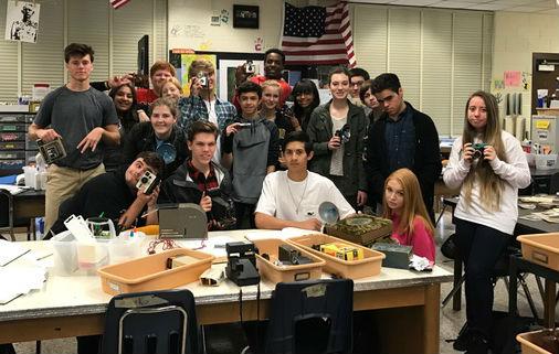 Mrs. O'Kleasky's Photo 1 class