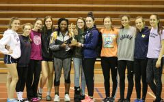 Indoor Track Conquers Conference 20
