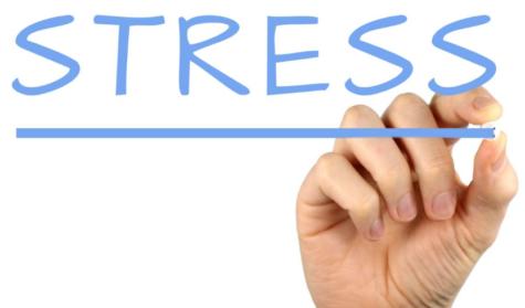 Striking Out School Stress