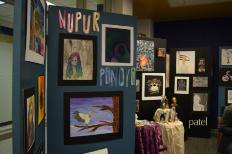 An Exhibition of Artistic Expression