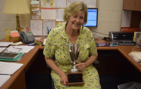 Ms. Cheryl Boyd: April TRT Recipient