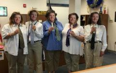 Faculty Members Test New Careers