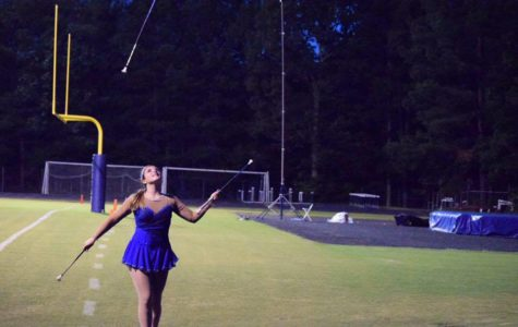 A Talent for Twirling