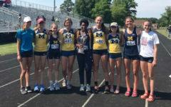 Midlo Ladies Win Regional Track Championship