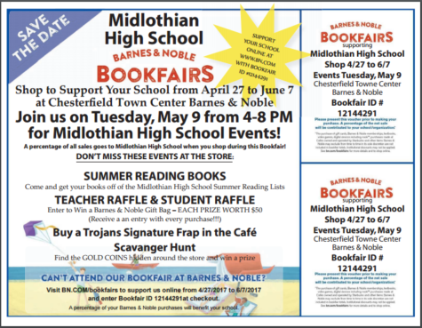 Support the Midlo English Department