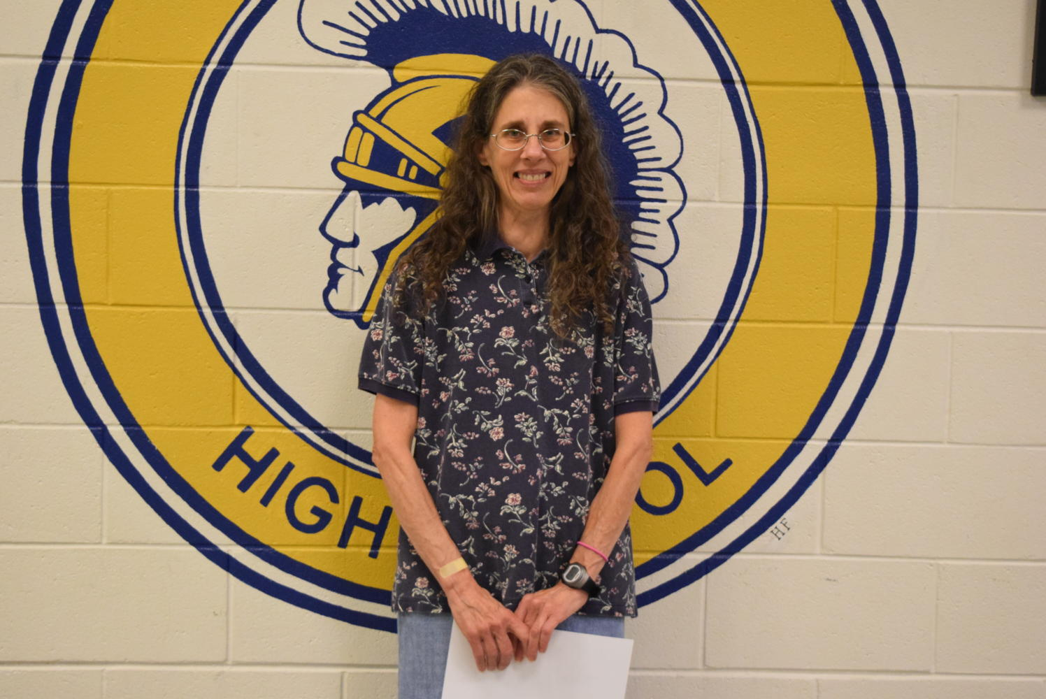 September Community Member of the Month: Ms. Tina Walke
