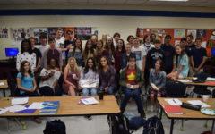 Supply Drive Benefits Texas School