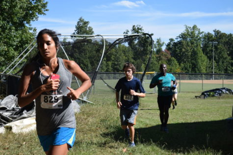 5K for Flint participants run for a good cause.