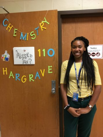 Happy to Welcome Ms. Hargrave