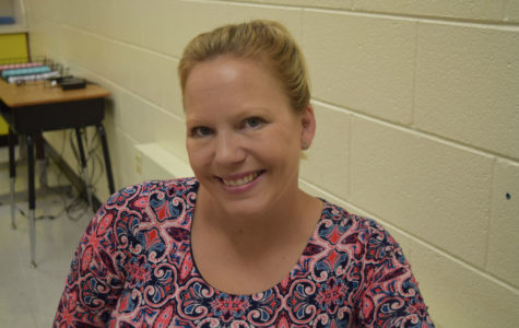 Mrs. Kumar joins Midlo's Math Department.