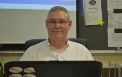 Congratulations Mr. Steven Scherer, for receiving the Teachers Recognizing Teachers award!