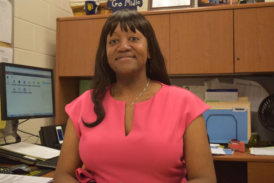 Welcome to Midlo, Ms. Loretta Speller!